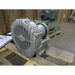 pre-owned - regenerative blowers - gast idex - r4310a-2 - 1hp - 3600 rpm -  for sale