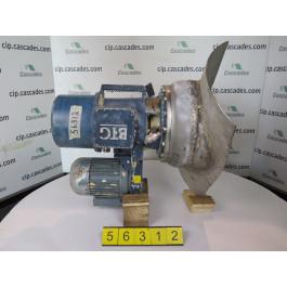 CONSISTENCY TRANSMITTER - BTG - MEK 2300 SSW - USED