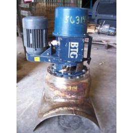 CONSISTENCY TRANSMITTER - BTG MEK 2300 SSW