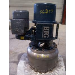 CONSISTENCY TRANSMITTER - BTG MEK 2310 SSW