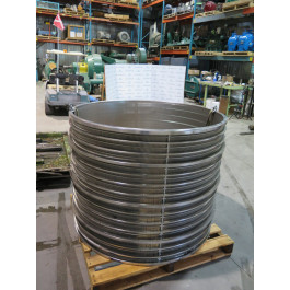"BASKET SLOTTED 0.010"" - VOITH 30 V.S. - PRESSURE SCREEN BASKET VOITH 30 V.S."