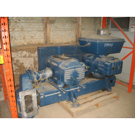 BLOWER - POSITIVE DISPLACEMENT BLOWER FOR WASTE WATER TREATMENT - GM 60 S - AERZEN