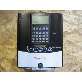 DRIVE - AC - 1 HP - ALLEN-BRADLEY - POWERFLEX 700 - MODEL: 20A D 2P1A0 AYNANC0