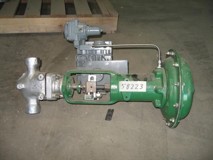 fisher type 667 actuator manual