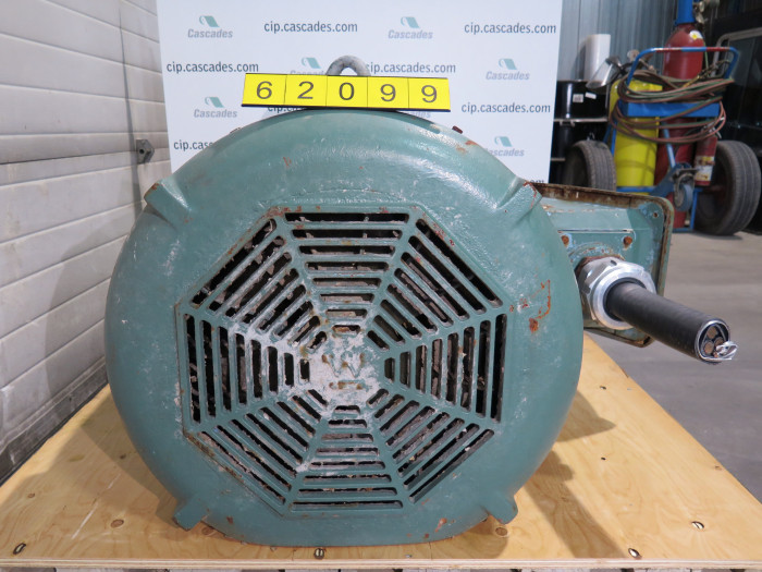 Used electric motor ac westhinghouse 200 hp 1200 for 200 horsepower electric motor