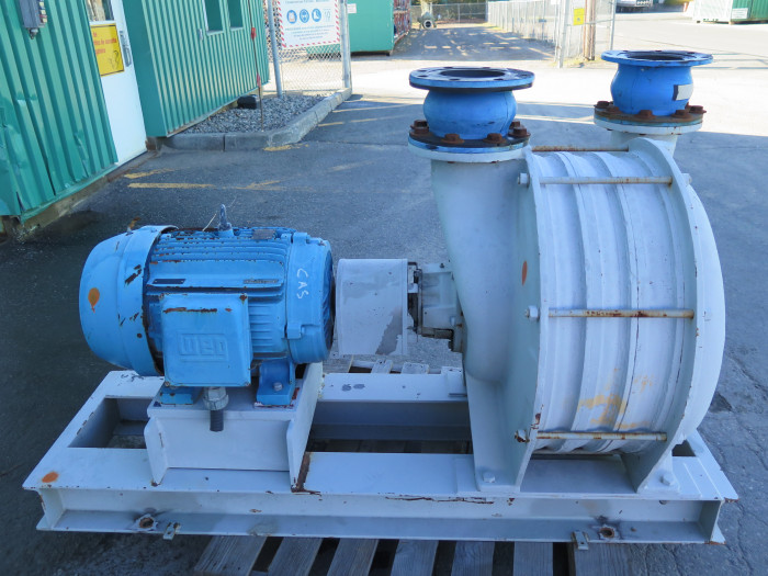 Hoffman Centrifugal Blower : Hoffman multistage centrifugal blower series