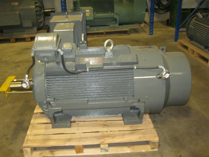 Motor ac teco westinghouse 300 hp 1800 rpm 2300 for Teco westinghouse motor catalog
