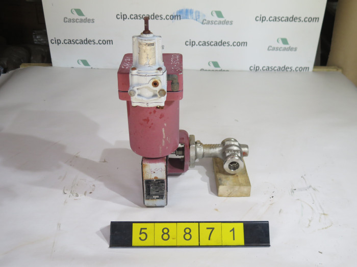 Rotary globe valve masoneilan 35 35212 1 used publicscrutiny Image collections