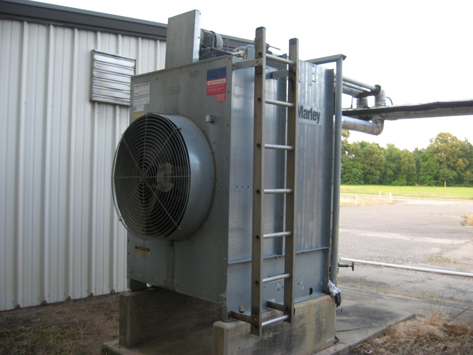 Cooling Tower Air Cooled Condenser Effluent treatment