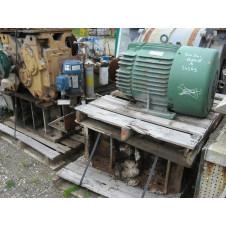 MOTOR - AC - G.E. - 100 HP - 1800 RPM - 575 VOLTS