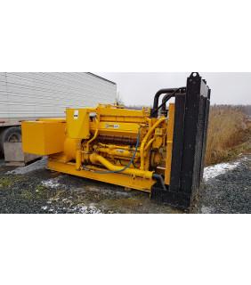 Pre-Owned - 775 KVA Generator - D348 CATERPILLAR SET - Model: SR4 - FOR SALE
