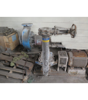 Pre-Owned - PUMP - GOULDS 3410 S - 4 X 6 - FOR SALE