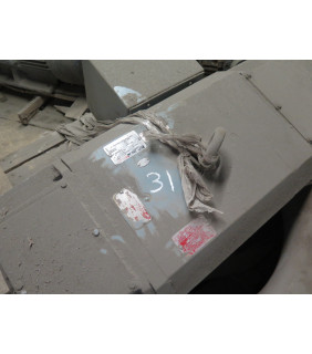 USED DC MOTOR - FOR SALE - RELIANCE ELECTRIC - 200 HP - 1150-1380 RPM - 500 / 240 VOLTS