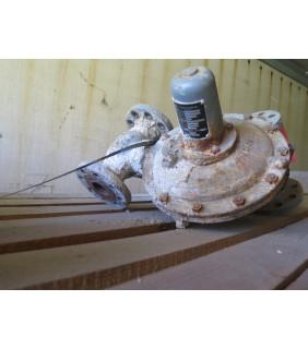 "USED PRESSURE REDUCING REGULATORS - 2"" - FISHER - TYPE: 99 - FOR SALE"