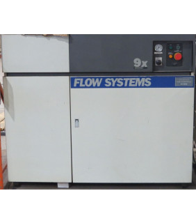 Pre-Owned - Water Jet Cutter - Flow Systems - Waternife 9x - For Sale