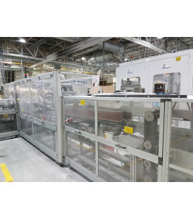 Roll Wrapping Machines - TMC Model: FTS 300 - Tissue Machinery Company