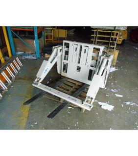Pre-Owned - BROKE PAPER CLAMPS - CASCADE - MODEL: RU55C - FOR SALE