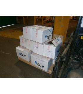 REFINER PLATES - GL&V - 26143TF 01 - 26144TF 01 - MEDIUM INTENSITY