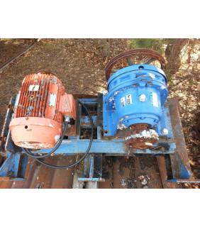 GEARBOX / REDUCER - SUMITOMO SM-CYCLO - CHH-6190Y-21