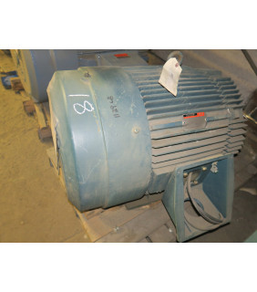 MOTOR - AC - RELIANCE - DUTY MASTER - 40 HP - 1200 RPM - 460 VOLTS