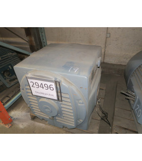 MOTOR - AC - GENERAL ELECTRIC - 75 HP - 900 RPM - 440 VOLTS