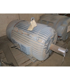 MOTOR - AC - AJAX - 200 HP - 1200 RPM - 460 VOLTS
