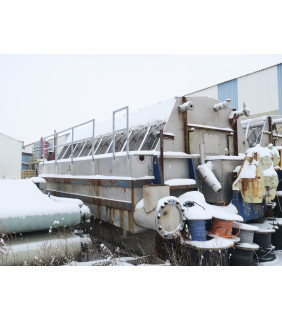 Pre-Owned - SAVEALL DISC THICKENER - IMPCO 12' - FOR SALE