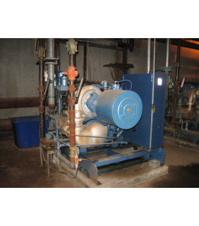 AIR COMPRESSOR - INGERSOLL RAND OCV8M2 - 200 HP - 800 CFM - 125 PSI (