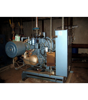 AIR COMPRESSOR - INGERSOLL RAND - OCV8M2 - 200 HP - 125 PSI