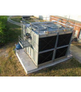 COOLING TOWER - MARLEY - NC8310