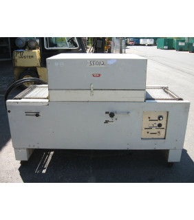 SHRINK TUNEL - IDEAL EQUIPMENT CO