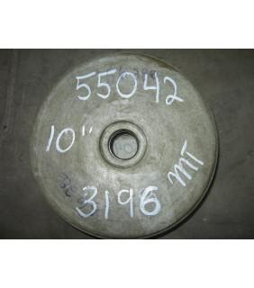 """Item: 184 - Backplate 10""""- Fiberglass Reinforced Vinylester - C01271A01"""