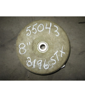 """Item: 444 - Backplate 8""""- Fiberglass Reinforced Vinylester - C01156A01"""