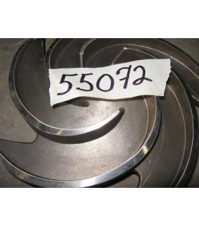 IMPELLER - GOULDS 3196 M - 1.5 x 3 - 10 - Item 101 - Parts #: 100-593-1203