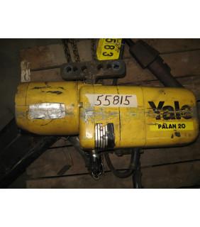 ELECTRIC CHAIN HOIST - 2 TON - YALE YEL2.0-15H085