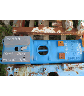BASE PLATE - GOULDS 3196 MT - BED PLATE 1