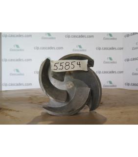IMPELLER GOULDS 3196 MT - 3 x 4 - 8 - Item 101 - Parts #: 100-163-1203