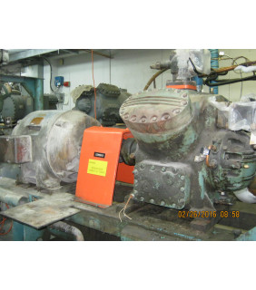 Cooling System Compressor - Carlyle 5H60 - 60 Tons