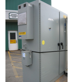 """ELECTRICAL CABINET - 90"""" X 120"""" X 24"""""""