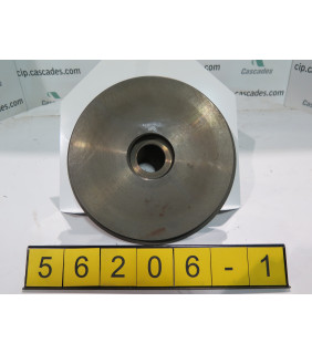 """1 of 3 - Item 184: Parts #: C04059A02-1012 - Stuffing Box Cover - GOULDS - 3196 MT - 10"""""""
