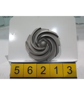 IMPELLER - GOULDS 3196 STX - 1 x 1.5 - 8 - Item 101 - Parts #: 76779-1013