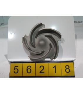 IMPELLER - GOULDS 3196 MT - 3 x 4 - 8G - Item 101 - Parts #: 100-165-1216