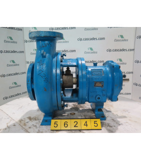 PUMP - GOULDS 3198 MTX - 3 X 4 - 10 - PFA Teflon - Lined Process Pumps