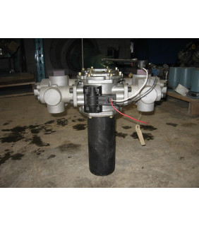 """AIR BY PASS - PARKER - D1L2174WEE35YFYF183 - 2"""" NPT"""