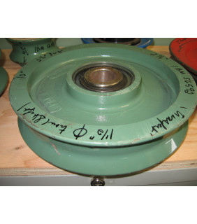 TRANSFER CABLE PULLEY - WESPATT - 10