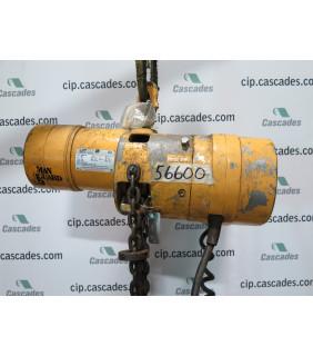 ELECTRIC CHAIN HOIST - 1 TON - BUDGIT - D324-2R