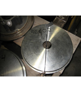 """BACK COVER ASSEMBLY - DYNAMIC SEAL - ALLIS-CHALMERS PWO A1 - 14"""""""