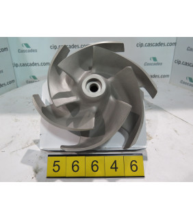 IMPELLER - GOULDS 3175 MT - 8 x 10 - 14 - Item 101 - Parts #: D00152A02-1203