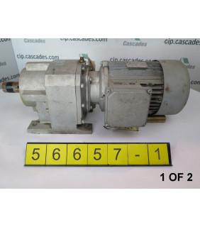 GEAR BOX - NORD GEAR CANADA - 572.1-90 LH/4 CUS - USED