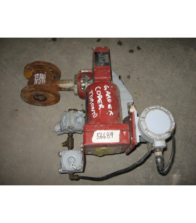 "BALL VALVE - MASONEILAN 35-35212 - 2"" - USED"